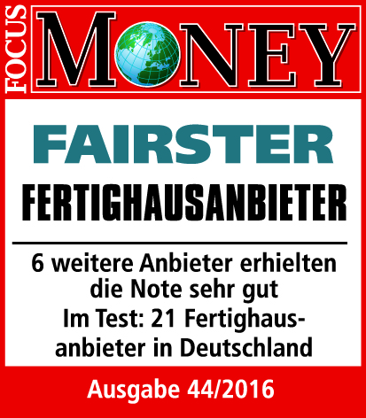 Fertighaushersteller Test